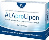ALAPROLIPON x 36 kapsułek