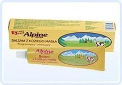 ALPINE HERBS - balsam z koziego masła 60 g