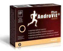 ANDROVIT Plus x 30 kapsułek - data ważności 02-03-2017r.
