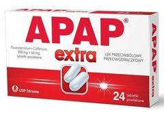 APAP Extra x 24 tabletki