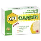API-GARDIN FORTE Propolis i prawoślaz x 16 pastylek do ssania