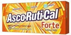ASCORUTICAL Forte x 20 tabletek