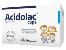 Acidolac x 20 kapsułek