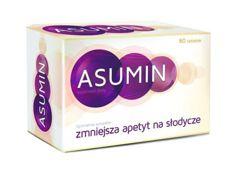 Asumin x 60 tabletek - data ważności 31-03-2016r.