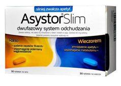 Asystor Slim x 60 tabletek