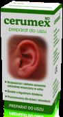 CERUMEX MD preparat do higieny uszu 15ml