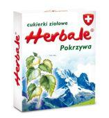 Cukierki ziołowe Herbale pokrzywa 50g
