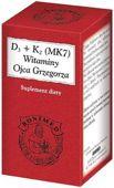 D3+K2 (MK7) Witaminy Ojca Grzegorza x 30 kapsułek