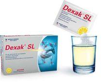 DEXAK SL 0,025g granulat do sporządzania roztworu doustnego x 10 saszetek