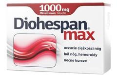 DIOHESPAN Max x 60 tabletek