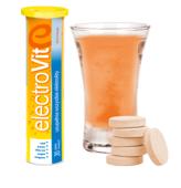 ELECTROVIT Smak pomarańczowy x 20 tabletek musujących