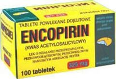 ENCOPIRIN 325mg x 100 tabletek