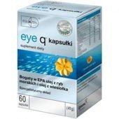 EYE Q x 60 kapsułek do żucia