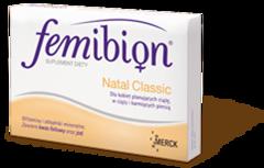FEMIBION Natal Classic x 60 tabletek