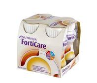 FORTICARE płyn 4 x 125ml pomarańczowo-cytrynowy