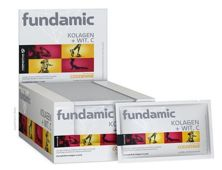 Fundamic Kolagen + witamina C x 30 saszetek