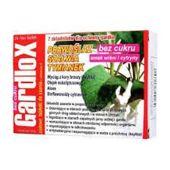 GARDLOX x 16 tabletek do ssania smak wiśniowy