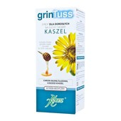 GRINTUSS Syrop dla dorosłych 210g