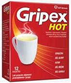 GRIPEX Hot x 12 saszetek