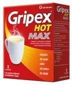 GRIPEX HotActiv Forte x 8 saszetek