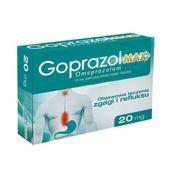 Goprazol Max 20 mg x 14 kapsułek