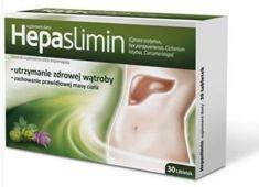 HEPASLIMIN x 30 tabletek