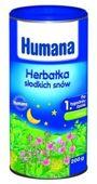 HUMANA Herbatka słodkich snów 200g