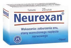 Heel Neurexan x 25 tabletek