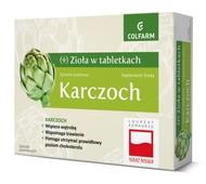 KARCZOCH x 30 tabletek