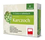KARCZOCH x 60 tabletek