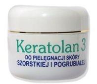 KERATOLAN 3 krem do pielęgnacji skóry szorstkiej i pogrubiałej 30ml