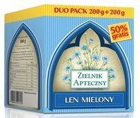 LEN MIELONY Duo pack 200g + 200g
