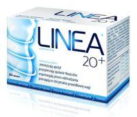 LINEA 20+ x 60 tabletek - data ważności 30-04-2015r.