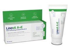 LINOVIT A+E krem ochronny z witaminami A+E 50g
