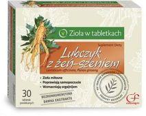 LUBCZYK Z ŻEŃSZENIEM x 30 tabletek
