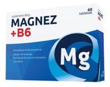 MAGNEZ + Vit.B6 x 60 tabletek