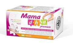 MAMA DHA PREMIUM x 60 kapsułek