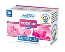 MENOSTOP Plus x 30 tabletek - data ważności 27-03-2017r.