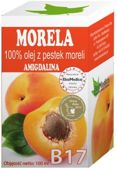 MORELA 100% olej z pestek moreli Amigdalina B17 100ml