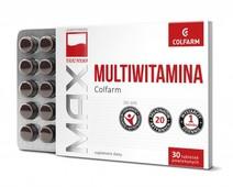 MULTIWITAMINA Colfarm x 30 tabletek