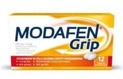 Modafen Grip x 12 tabletek