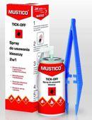 Mustico TICK-OFF Spray do usuwania kleszczy 2w1 8ml