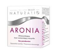 NATURALIS Aronia krem ultranawilżający wzmacniający  naczynka 50ml