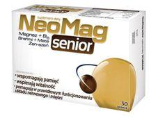 NEOMAG SENIOR x 50 tabletek