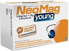 NEOMAG YOUNG x 30 tabletek