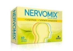 NERVOMIX x 60 kapsłek