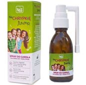 Na chrypkę Junior spray do gardła 30ml