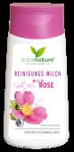 Naturalne mleczko oczyszczające do twarzy z dziką różą 150ml