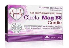 OLIMP Chela-Mag B6 Cardio x 30 tabletek