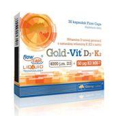OLIMP Gold-Vit D3 + K2 Plus x 30 kapsułek